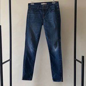 J Brand Jeans - J Brand Great High Tide Jeans Zippers